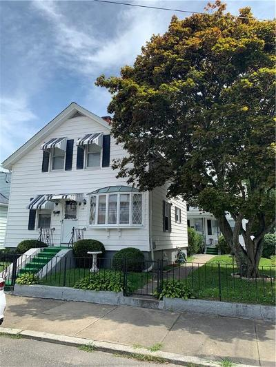 Pawtucket Multi Family Home For Sale: 118 Cleveland Street