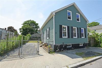 Providence Single Family Home For Sale: 130 Wadsworth St