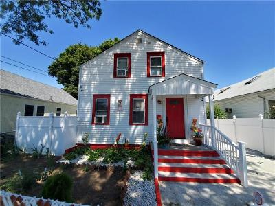 Providence Single Family Home For Sale: 19 Carr St