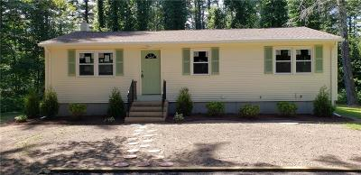 RI-Providence County, Providence County, RI-Kent County, Kent County Single Family Home For Sale: 1083 Sisson Rd