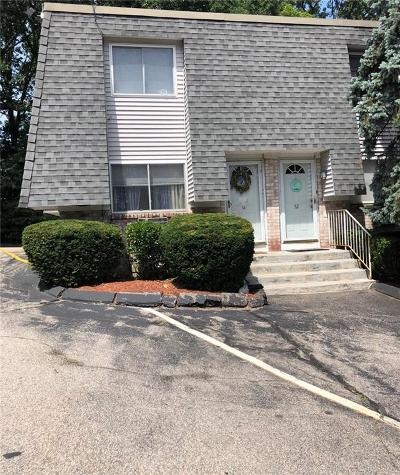 North Providence Condo/Townhouse For Sale: 1560 Douglas Av, Unit#53 #53