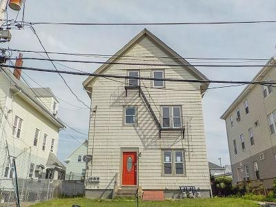 Pawtucket Multi Family Home Act Und Contract: 65 Abbott St