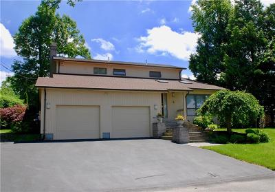Cranston Single Family Home Act Und Contract: 200 Belvedere Dr