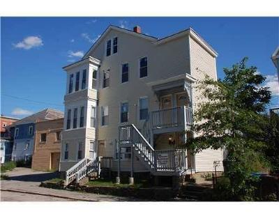 Woonsocket Multi Family Home For Sale: 60 Pleasant St