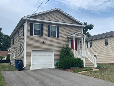 Cranston Single Family Home For Sale: 75 Grand Av