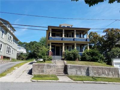 Providence Multi Family Home For Sale: 13 Quincy St