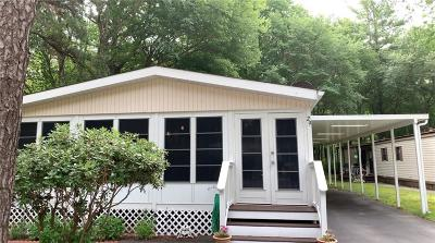 Coventry Single Family Home For Sale: 29 Leisure Wy