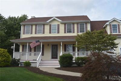 Cranston Single Family Home For Sale: 8 Paige Cir