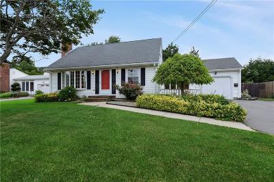 Cranston Single Family Home Act Und Contract: 11 Hibiscus Dr