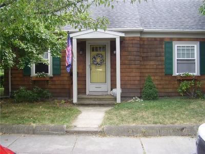 Single Family Home For Sale: 581 Walcott St