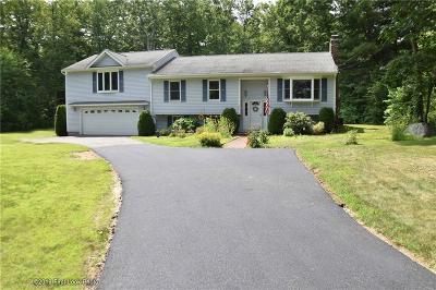 Coventry Single Family Home For Sale: 264 Hope Furnace Rd