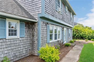 Narragansett Single Family Home For Sale: 40 Lincoln Way