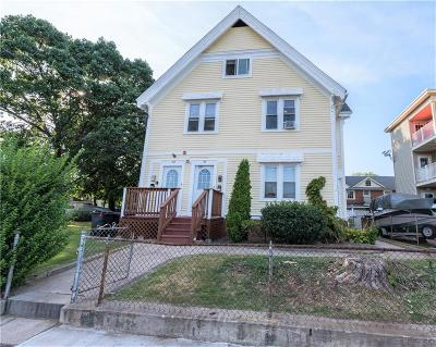 Pawtucket Multi Family Home For Sale: 32 - 34 Baxter St