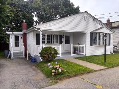 North Providence Single Family Home For Sale: 8 Time St
