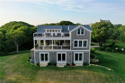 Block Island Single Family Home For Sale: 1808 Mohegan Trail