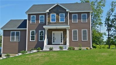 Swansea Single Family Home For Sale: 138 Idlewoods Dr