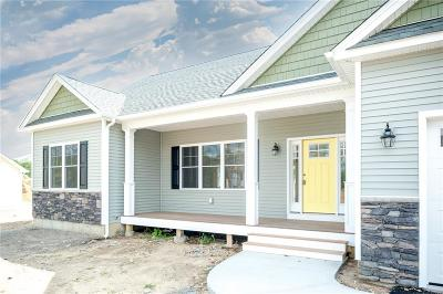 Coventry Single Family Home For Sale: 46 - Lot 2 Ironwood Dr