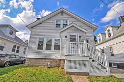 Cranston Single Family Home For Sale: 51 Villa Av