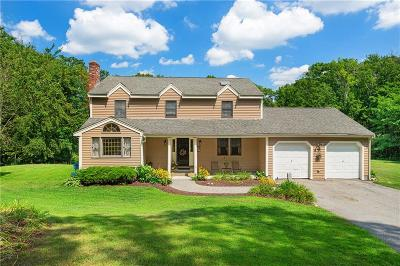 Cumberland RI Single Family Home For Sale: $637,000