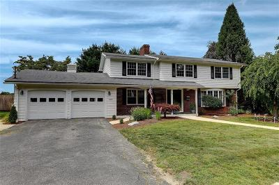 Cranston Single Family Home For Sale: 83 Freedom Dr