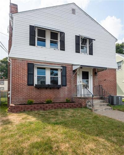 Cranston Multi Family Home Act Und Contract: 38 Leslie St