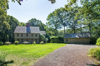 Warwick Single Family Home Active Under Contract: 56 Valley Brook Drive