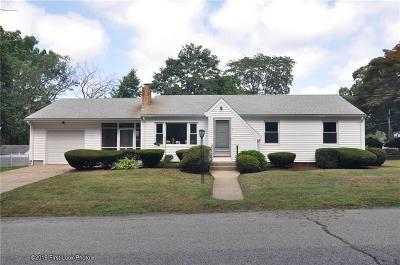 North Providence Single Family Home For Sale: 1 Hawkins Blvd