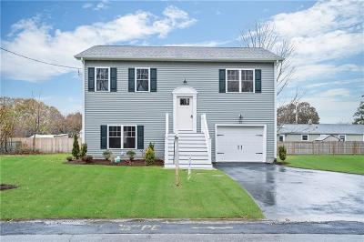 Warwick Single Family Home For Sale: 71 Cadora Av
