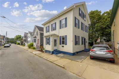 Newport Multi Family Home Act Und Contract: 3 Potter St