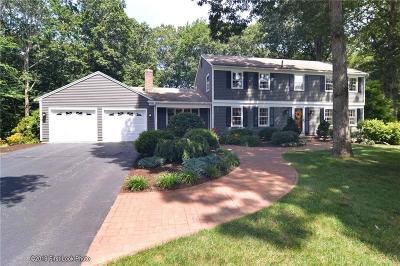 Kent County Single Family Home Act Und Contract: 25 Limerock Dr