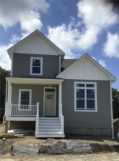 North Kingstown Single Family Home Act Und Contract: 28 Brighton Lane