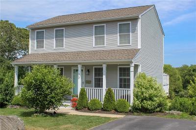 Washington County Single Family Home Act Und Contract: 13 Fieldstone Wy