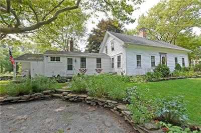 Scituate Single Family Home For Sale: 19 Dexter Road