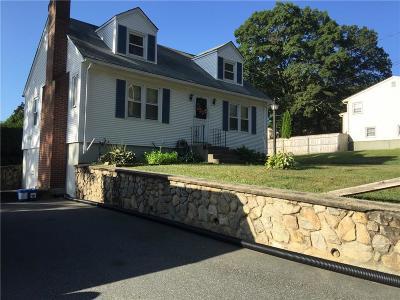Johnston Single Family Home For Sale: 14 Milton St