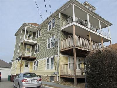 Woonsocket Multi Family Home Act Und Contract: 80 Cady St