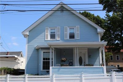 East Providence Single Family Home For Sale: 104 Mauran Avenue