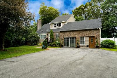 Coventry Single Family Home For Sale: 362 Blackrock Rd