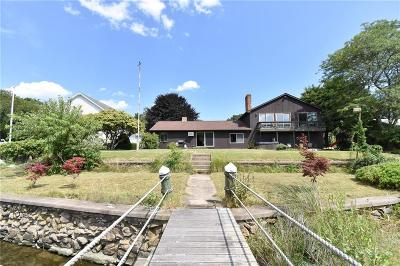 Narragansett Single Family Home For Sale: 138 North River Dr
