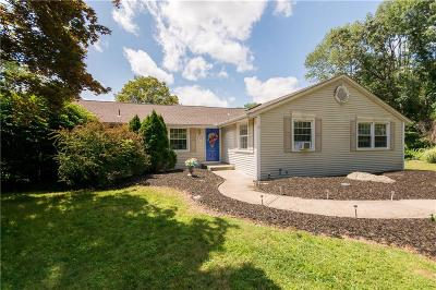 Glocester RI Single Family Home For Sale: $379,900