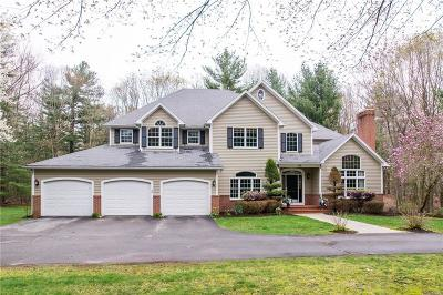 East Greenwich Single Family Home For Sale: 40 Westfield Drive