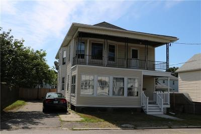 Pawtucket Multi Family Home For Sale: 54 Linden St