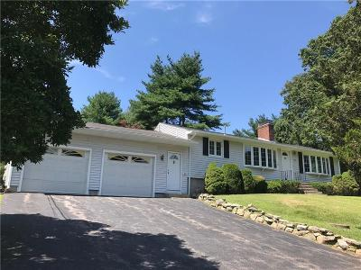 Scituate Single Family Home For Sale: 20 Orchard Dr