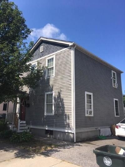 Providence Single Family Home For Sale: 125 West Clifford St