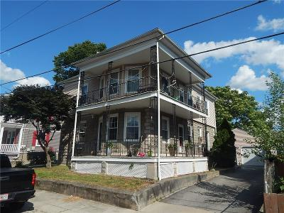 Central Falls Multi Family Home For Sale: 7 Worth Street