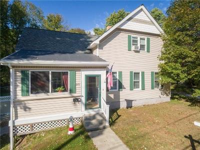 Woonsocket Single Family Home For Sale: 543 Mendon Rd
