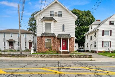 Cranston Multi Family Home Act Und Contract: 1306 Elmwood Av