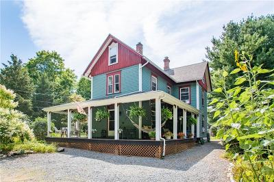Jamestown Single Family Home For Sale: 883 East Shore Road