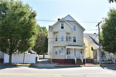 Cranston Multi Family Home For Sale: 6 Garfield Av