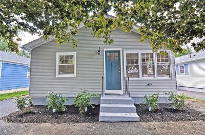 North Providence Single Family Home For Sale: 56 Sunset Avenue