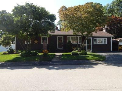 Coventry Single Family Home For Sale: 13 Cove Rd